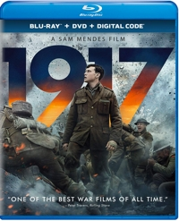 1917 Blu-ray cover